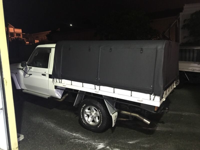 QUALITY UTE CANOPY COVERS