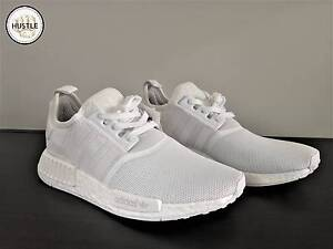 NEW Adidas NMD R1 (TRIPLE WHITE) Carlton Melbourne City Preview