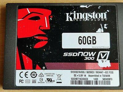 Kingston SSDNow V300 Series 60GB 2.5