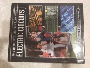 Introduction to Electrical Circuits 8th Edition