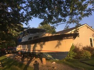 Looking for a trailer for our 26.7 feet boat.