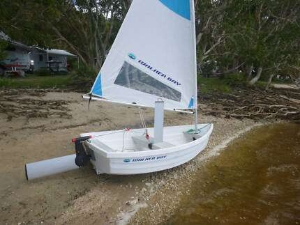 For sale. Rigid Dinghy Walker Bay 8.