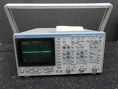 Gould Oscilloscope Dso 475 200mssec 200mhz