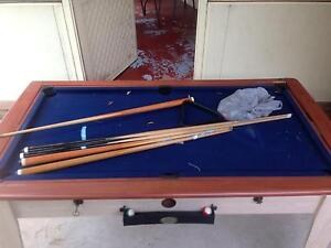 Kids pool table/ air hockey Beresfield Newcastle Area Preview