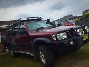 2004 Nissan Patrol 3.0L Turbo Diesel 4x4 Manual Banora Point Tweed Heads Area Preview