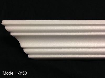 42m BK83 Zierprofile Styropor Stuckleisten Styroporleisten Stuck BK83