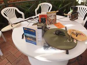 METAL DETECTOR -Minelab SD 2000-( Premium for gold prospecting) Alfred Cove Melville Area Preview