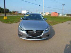 2016 Mazda Mazda3 GS SKYACTIV
