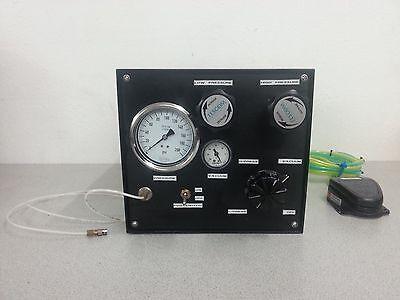 Tescom Air Pressure Test Equipment