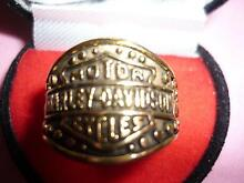 HARLEY DAVIDSON   RING MENS NEW SIZE 10 Wauchope Port Macquarie City Preview