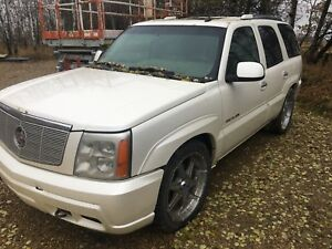 2004 Escalade needs transmission
