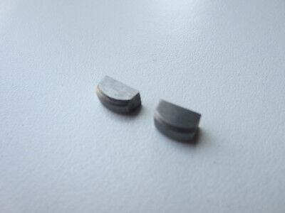 TRIUMPH CAMSHAFT PINION WOODRUFF KEY 70-1558, E1558 T120 T140 T150 T160 TR6 TR7