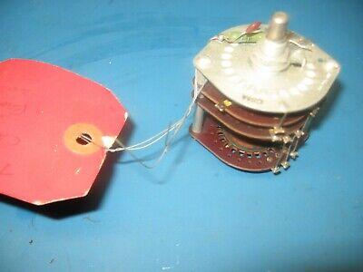 Tektronix 262-0654-00 Calibration Switch