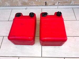 Boat fuel tanks