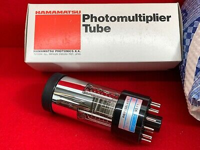 Hamamatsu R878 Select Photomultiplier Tube 2 51mm Pmt Detector Spectroscopy
