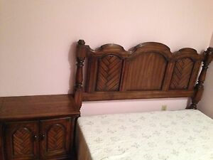 Kaufman of Collingwood Solid Wood Queen Bed Set