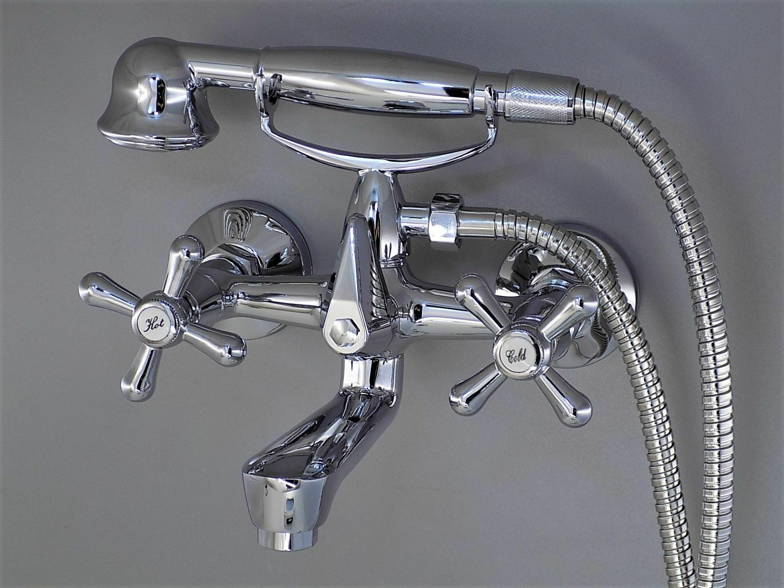 Nostalgie armatur Badewannenarmatur Armatur Retro Badarmatur Wanne Dusche