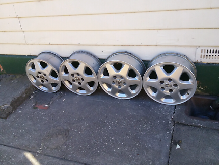 Holden vectra/ astra 5 stud mags