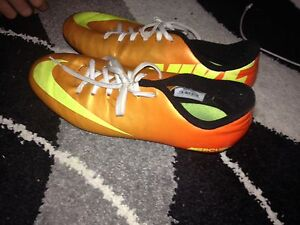 Nike footy boots size 7 Riverview Ipswich City Preview