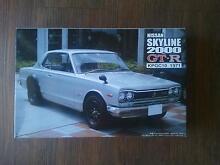 Nissan Skyline 2000 GT-R Fujimi 1:24 model Made in Japan East Brisbane Brisbane South East Preview