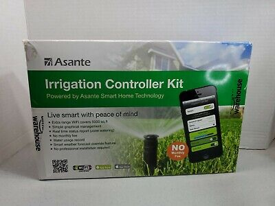 Wireless Cloud Based Irrigation Controller Kit