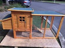 Large Chicken Coop - Rabbit Hutch Animal Cage Pet Home - Sydney Marrickville Marrickville Area Preview