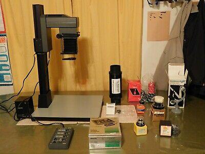Philips Photo Enlarger / Tri-Colour PCS 2000 Photo Enlarger W/Extras Tri Colour Photo