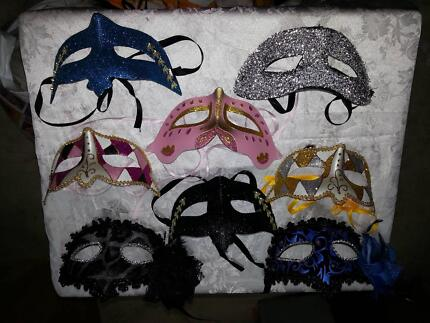 Masquerade Masks Currans Hill Camden Area Preview