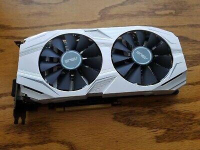 ASUS NVIDIA GEFORCE GTX 1060 6GB GRAPHICS CARD GPU