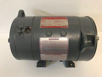 NOS! GE GENERAL ELECTRIC KINAMATIC 1.5HP 180VDC 1750RPM MOTOR 5CD143LE001B016