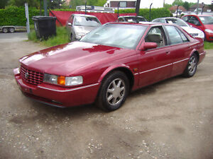 Cadillac STS Seville   1ste Hand