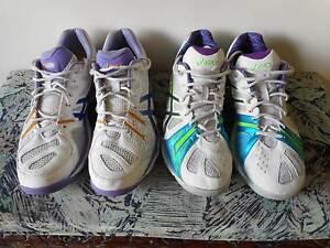 Women's Netball Shoes (Asics Gel Netburner Super 5) Manly West Brisbane South East Preview