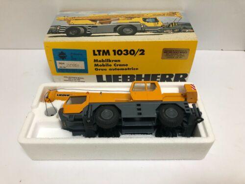Liebherr LTM 1030/2 Mobile Crane Conrad 1/50 Scale Diecast 2088