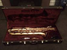 AS NEW Baritone Saxophone Vale Park Walkerville Area Preview