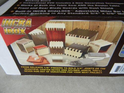 INCRA I-Box