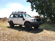 1998 Toyota Landcruiser 100 series Springfield Lakes Ipswich City Preview