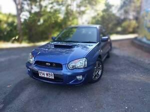 2004 Subaru Impreza WRX Sedan Mullumbimby Byron Area Preview