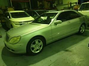 2003 Mercedes-Benz 350 Automatic Sedan Arundel Gold Coast City Preview