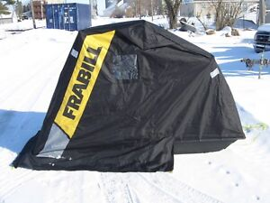 Frabil recon dlx, 1-person pull over shelter