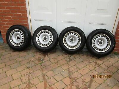 VW Tiguan Winter Wheels and Tyres