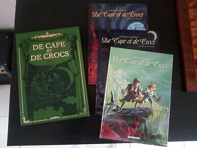 Coffret De Cape et De Crocs - Actes 4 à 6