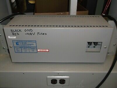 Elgin Warren Er15620-23r 6 Amp Power Supply 30 Day Warranty