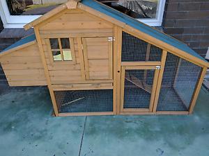 Ferret/Guinea Pig/Chicken Hutch Rockingham Rockingham Area Preview