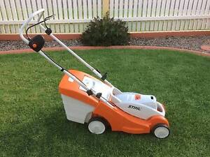 STIHL Cordless Lawn Mower Campbelltown Campbelltown Area Preview
