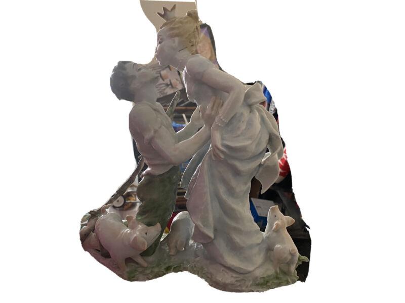 Rosenthal Figurine Handgemalt