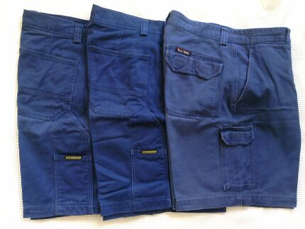 3 x Work Shorts Size: 87R Merrimac Gold Coast City Preview