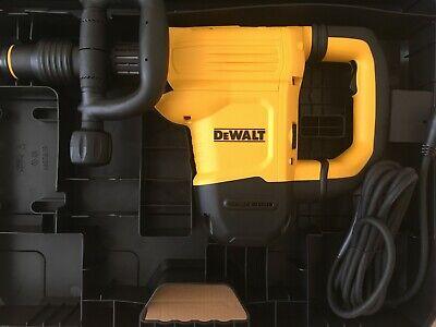 Dewalt D25832k 16 Lbs. Sds Max Chipping Hammer Kit