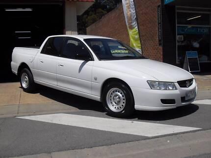 2006 Holden Crewman Ute, VZ DUAL CAB UTE, REG & RWC
