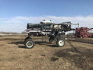 Selling Unreserved!! 2005 Spray Coupe 4650 SP Weed Sprayer