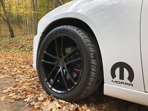 Niche rims and tires